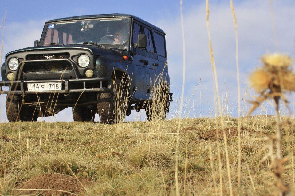 UAZ – Geländewagen