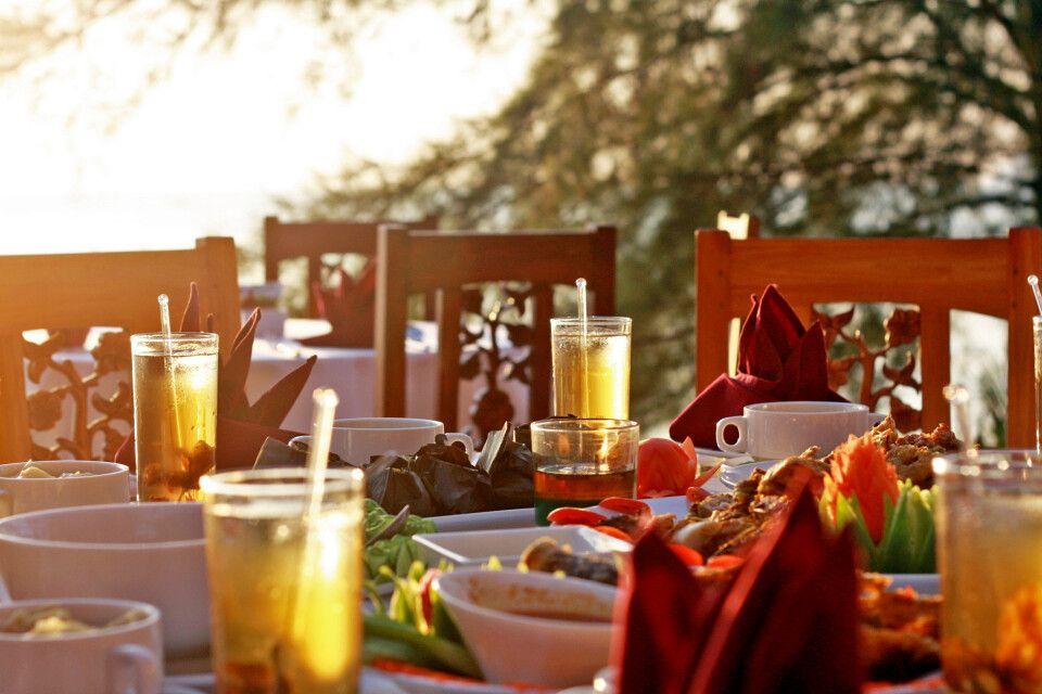 The Frangipani Langkawi - Dining