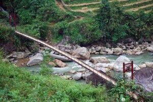 Impressionen auf einer Wanderung um Mai Chau