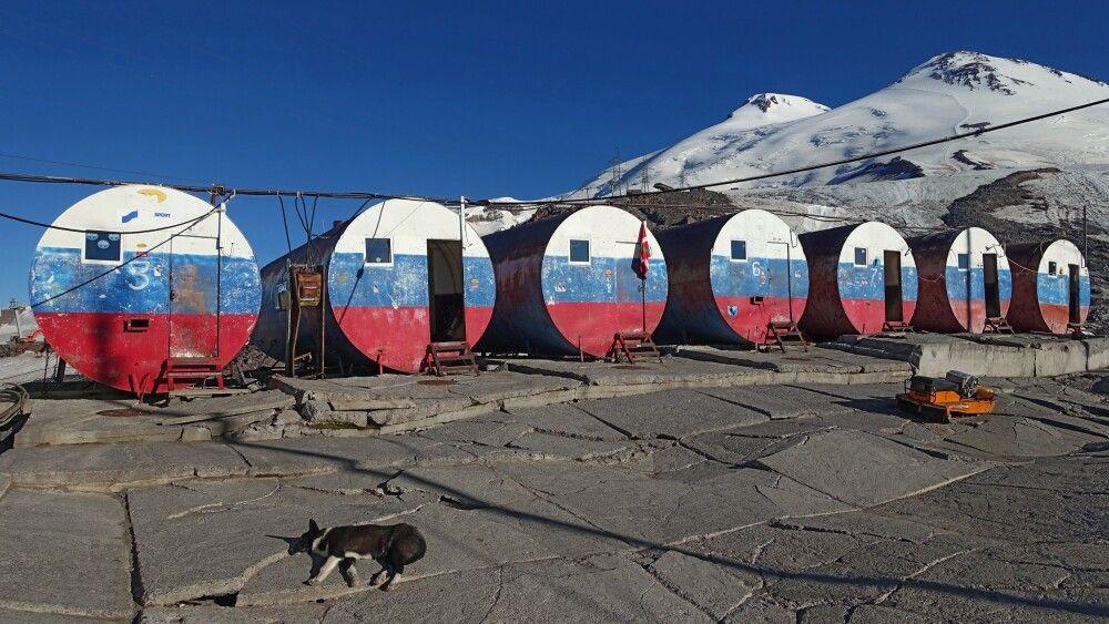 die Botschkis auf 3800m Höhe – Basislager