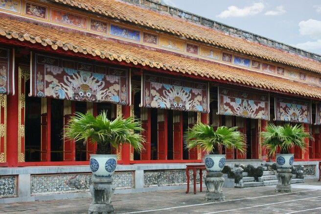 Kaiserpalast in Hue