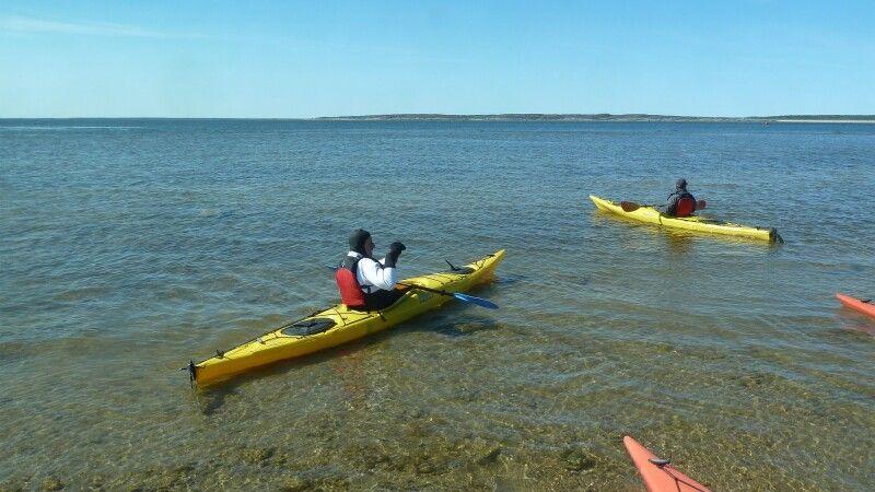Kajaktour in der Hudson Bay © Diamir