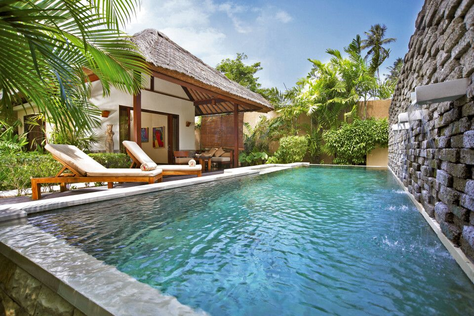 Qunci Villas – Pool Villa