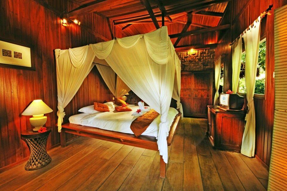 Zimmer im Siladen Resort