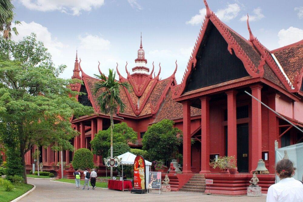 Nationalmuseum in Phnom Penh