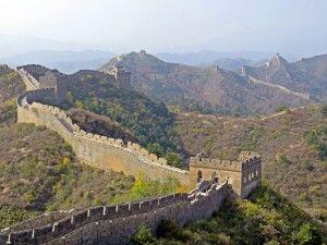 Große Mauer in Jinshanling