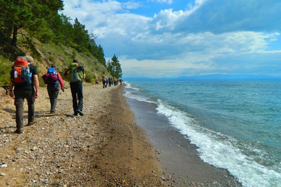 Trekking am Baikal