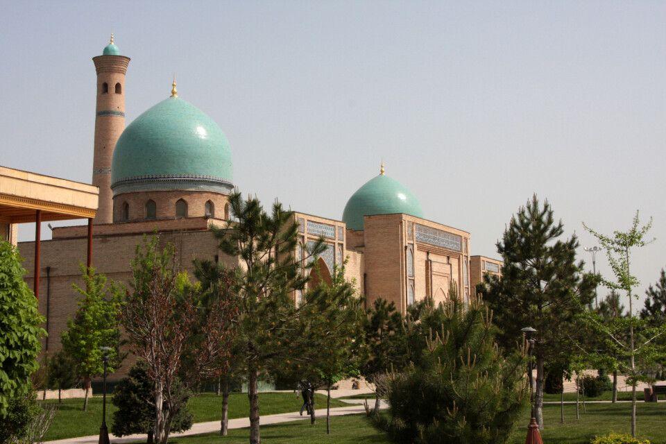 Besuch des Barak-Khan-Komplexes in Taschkent