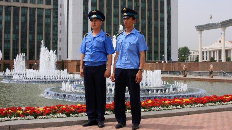 Taschkent Unabhängigkeitsplatz © Diamir