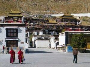 Kloster Tashilhunpo