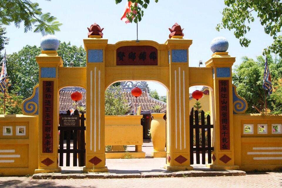 Der Cam-Pho-Tempel in Hoi An