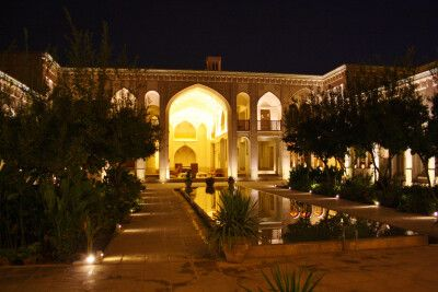 Saraye Ameriha Boutique Hotel in Kaschan