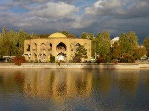El-Goli-Park in Tabriz