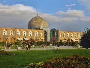 Scheich-Lotfollah-Moschee Isfahan