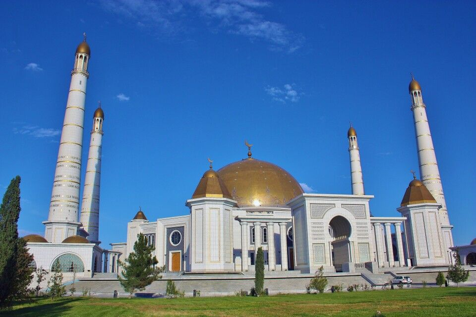 Große Moschee von Kiptschak