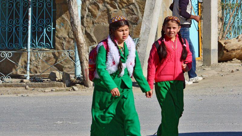 Schulkinder in Nohur © Diamir