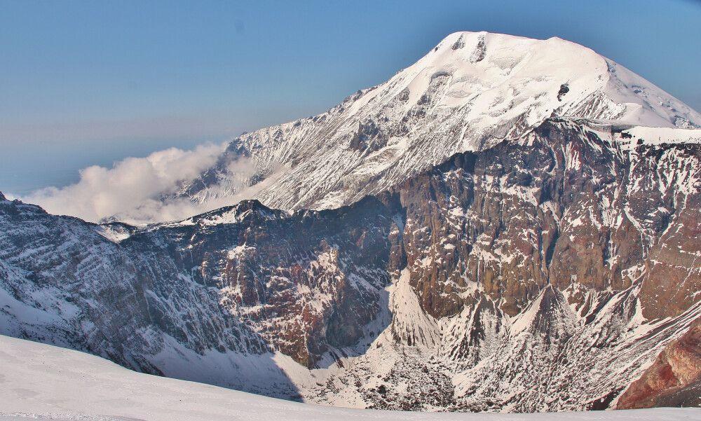 Krater des Tolbatschik