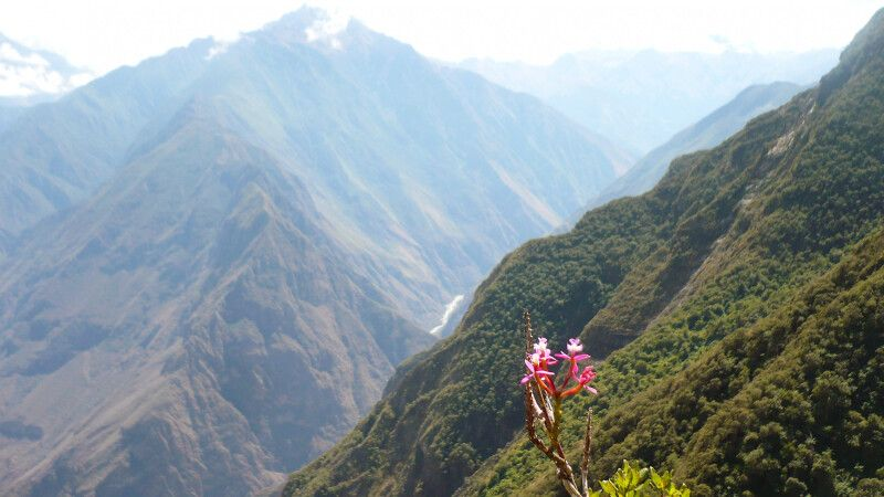 Choquequirao-Trek © Diamir