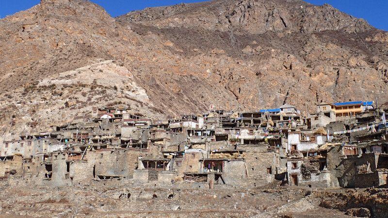 Ortschaft Naar © Diamir