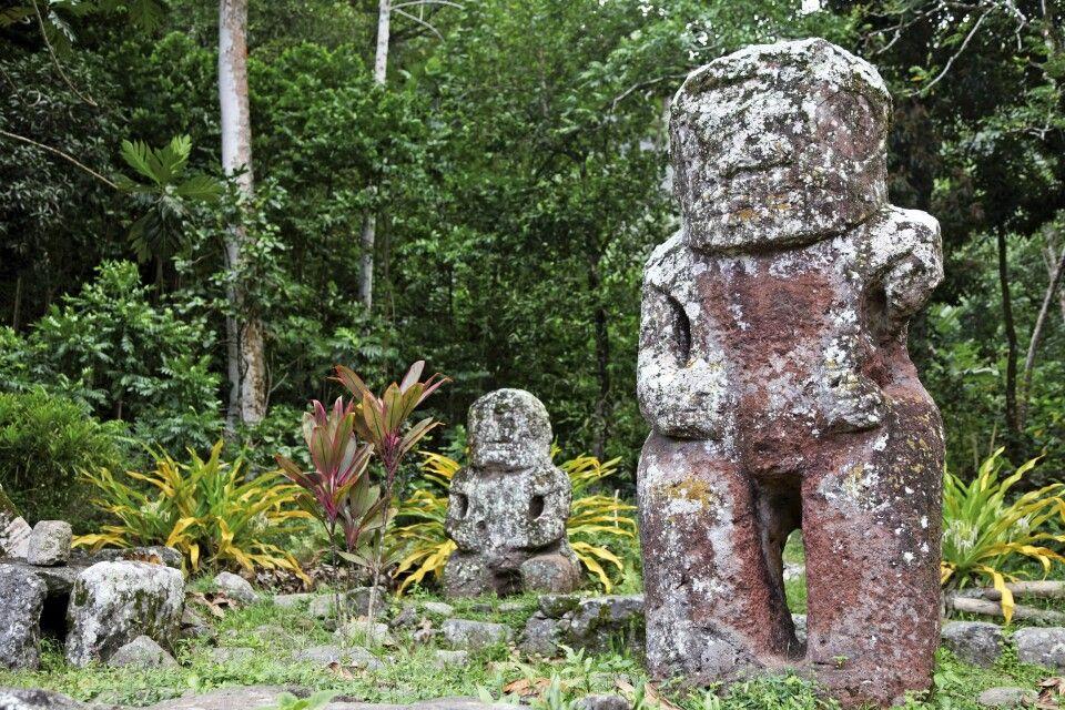 Relikte der Ureinwohner
