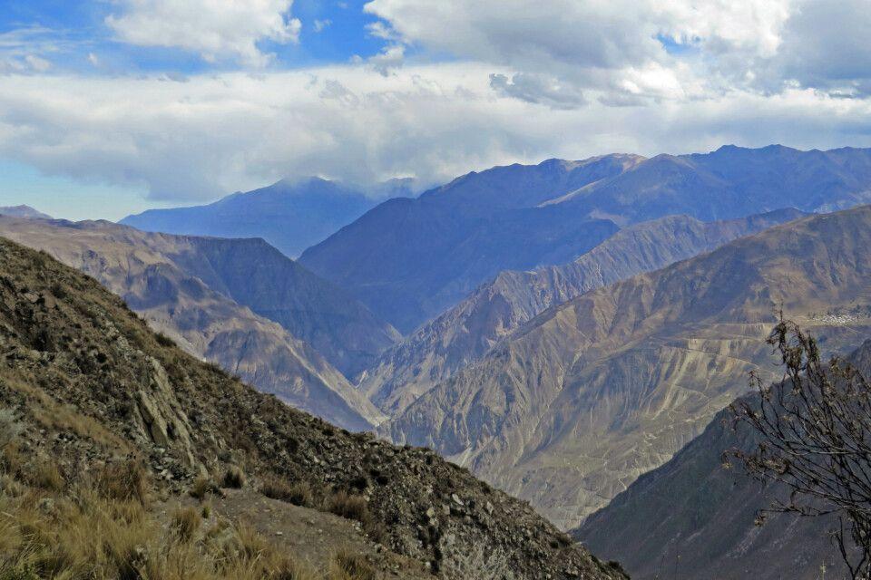 Colca Canyon-Trek