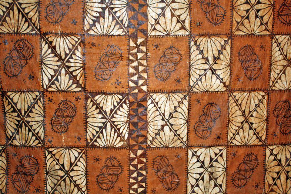 Muster Polynesiens