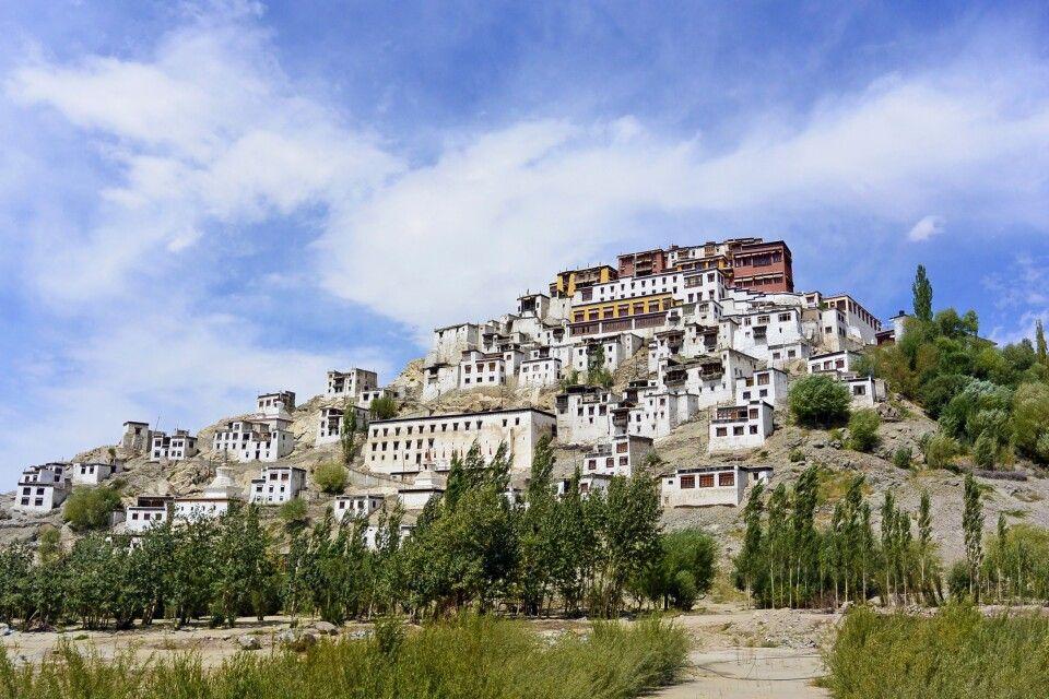 Kloster Thiksey, im Industal