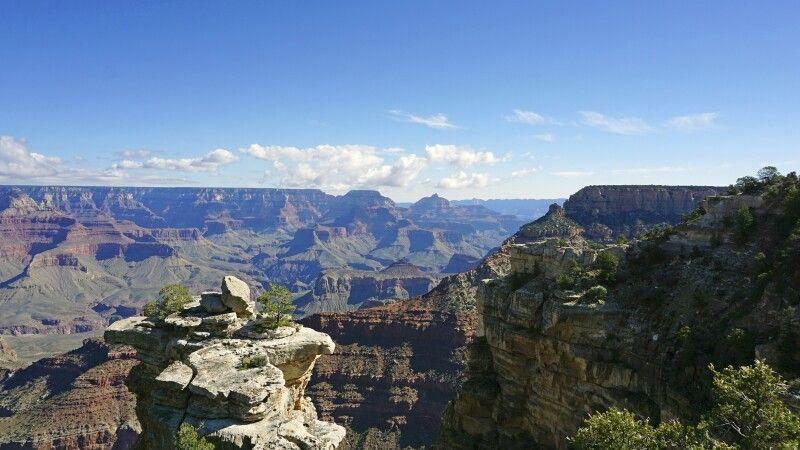 Aussichtspunkt im Osten des Grand Canyon NP © Diamir
