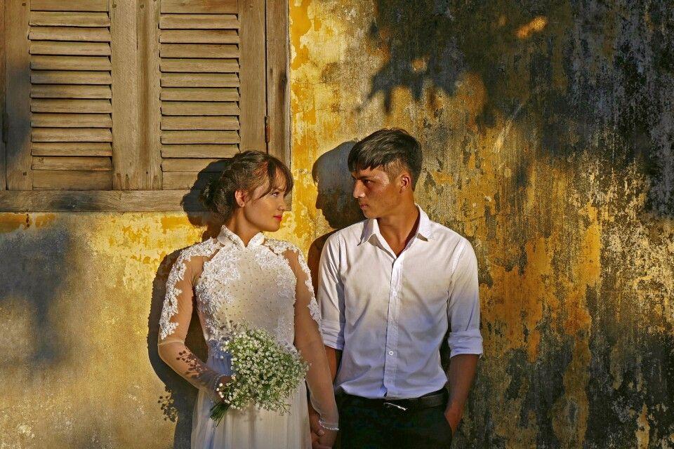 Hochzeitsfotografie ist in Vietnam sehr gefragt