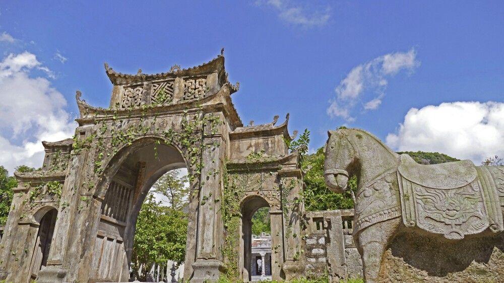 Grab des Kaisers Khai Dinh in Hue