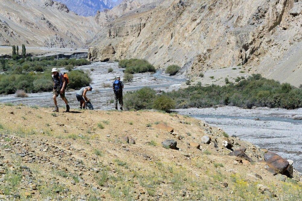 Markha Valley Trek, Etappe Markha-Thachungtse
