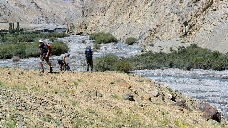 Markha Valley Trek, Etappe Markha-Thachungtse © Diamir