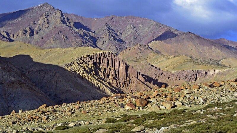 Markha Valley Trek, oberhalb Camp Thachungtse (4400m) © Diamir