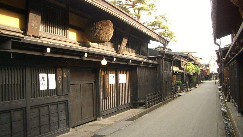 Takayama – Old street.jpg © Diamir