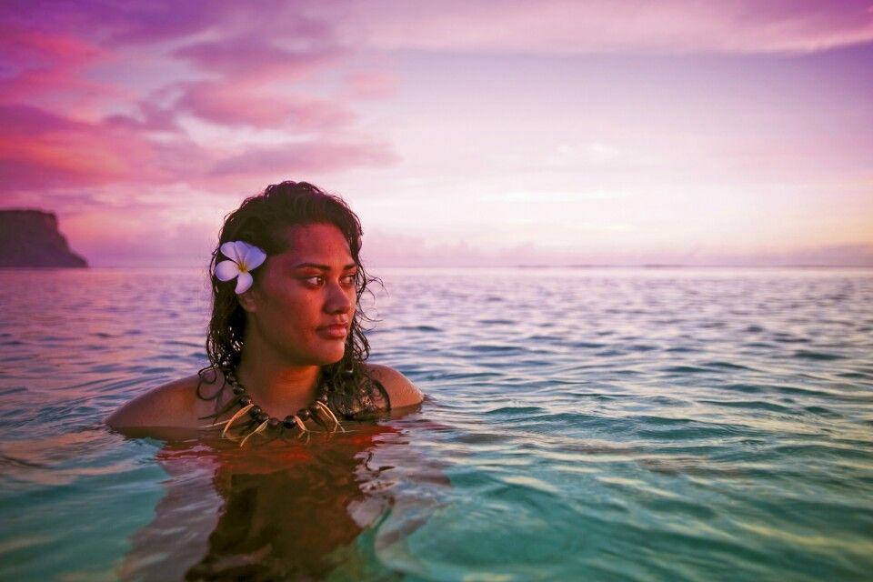 Inselschönheit im Wasser