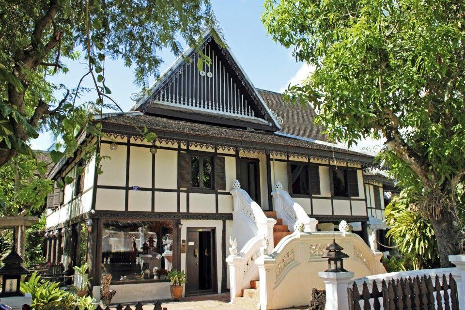 schönes kleines Boutique-Hotel in Luang Prabang