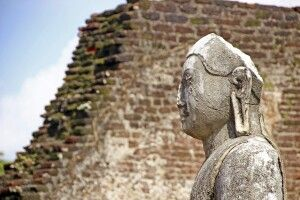 Buddha in Polonnaruwa