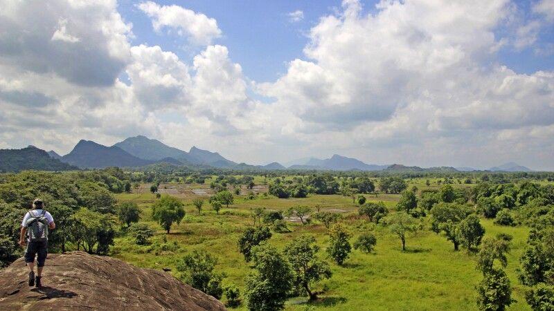 Wanderung in der Umgebung von Sigiriya © Diamir