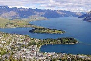 Queenstown. Heimliche Outdoor- und Funsport-Hauptstadt Neuseelands