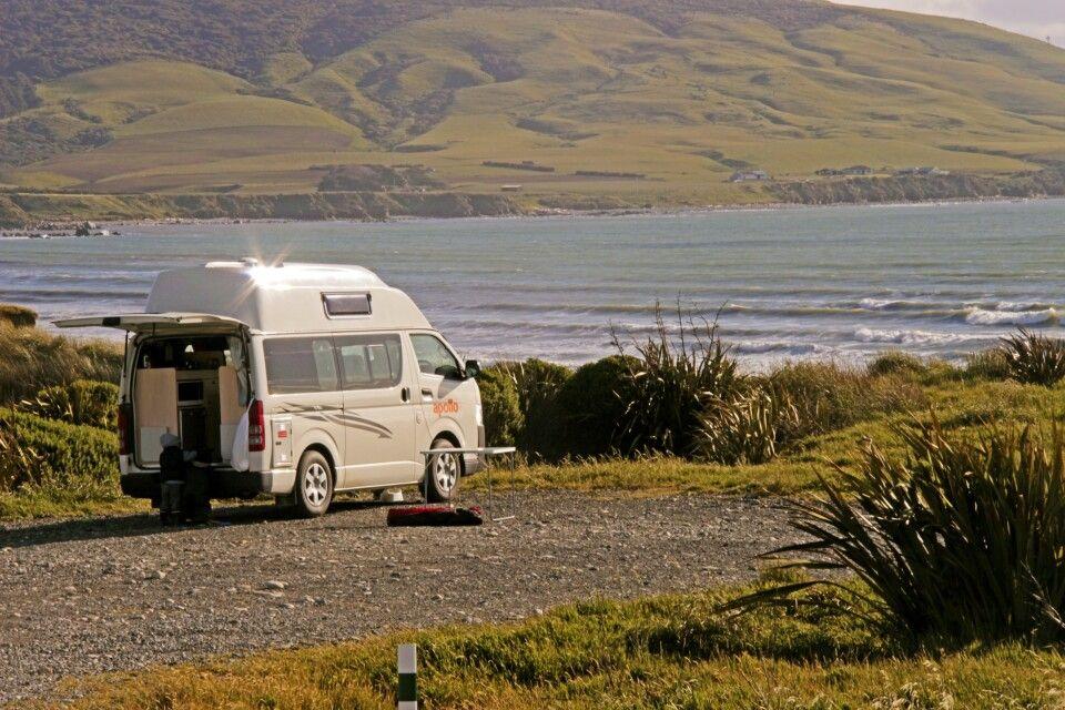 Freiheit pur. Mit dem Camper durch Neuseeland