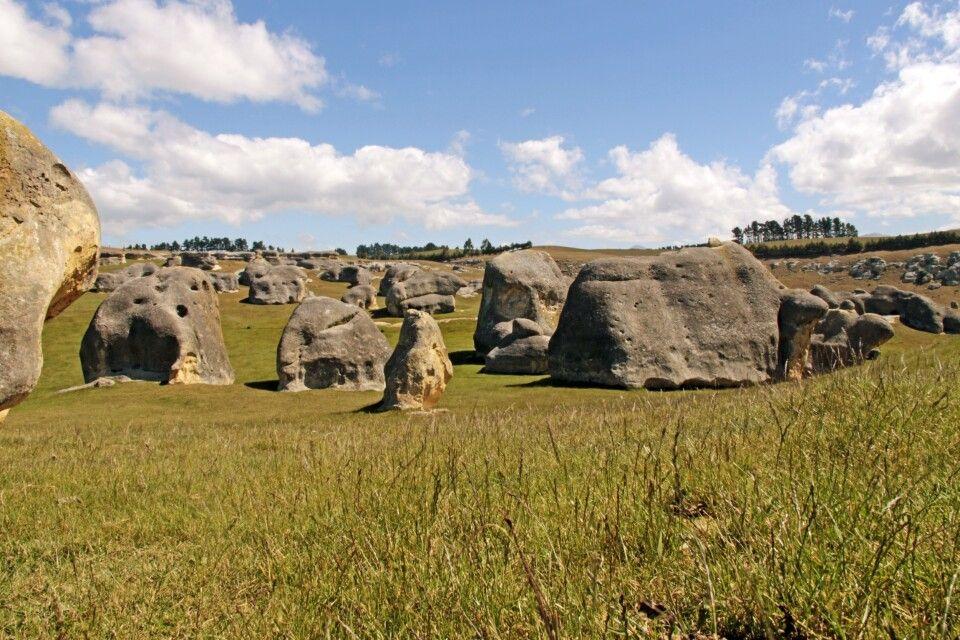 Die Elefant-Rocks dienten bereits mehreren Fantasy-Filmen als spektakuläre Kulisse