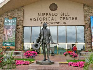 "Einblick in den ""Wilden Westen"" im Buffalo-Bill-Museum"
