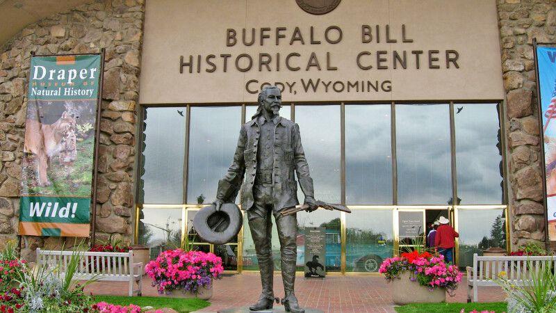 Einblick in den �Wilden Westen� im Buffalo-Bill-Museum © Diamir