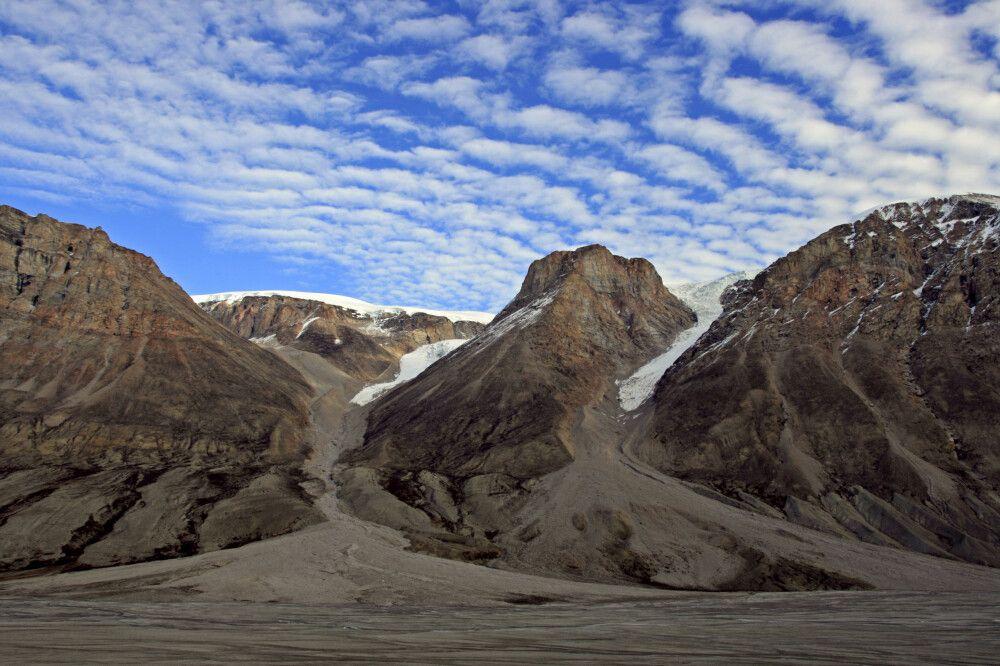 Der Scoresby-Sund ist ein Paradies für Geologen