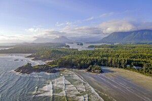 Strand von Tofino auf Vancouver Island