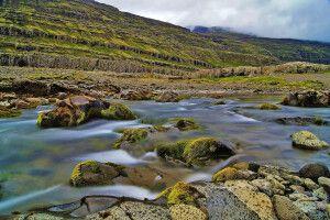 Wasserspiele in den Ostfjorden
