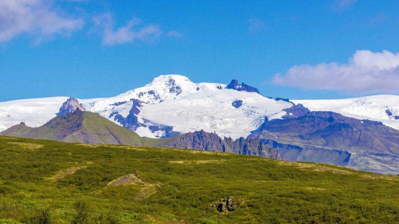 Ein Sommertag im Skaftafell © Diamir