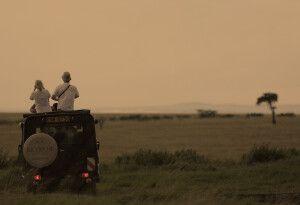 Safari im Olare Motorogi Schutzgebiet