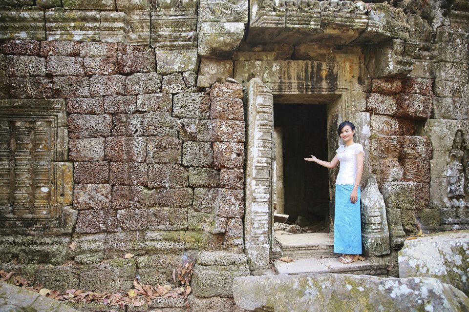 Einladung zur Tempeltour