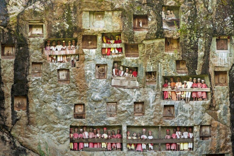Ahnenkult in Toraja
